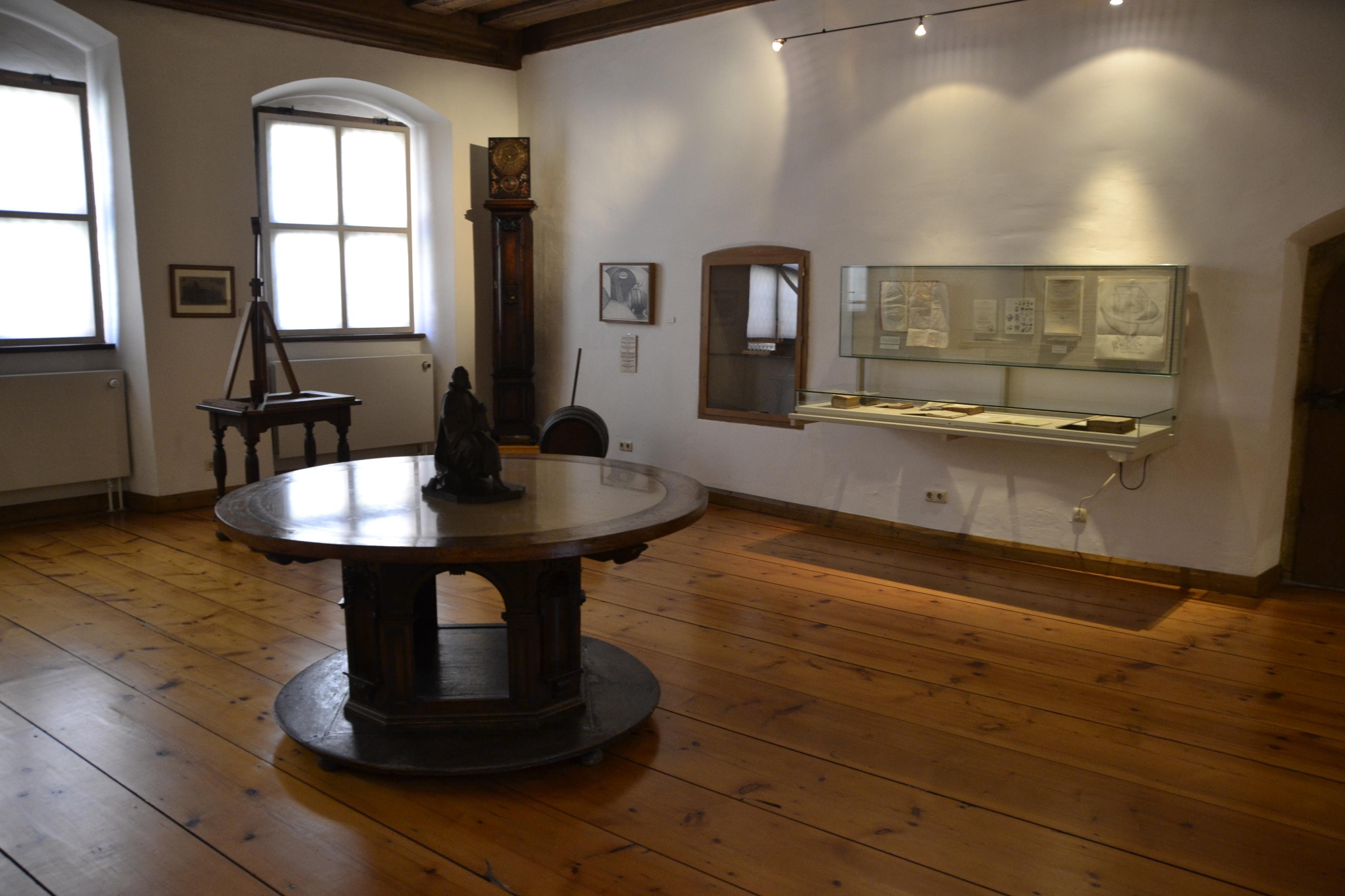 Kepler Museum Regensburg