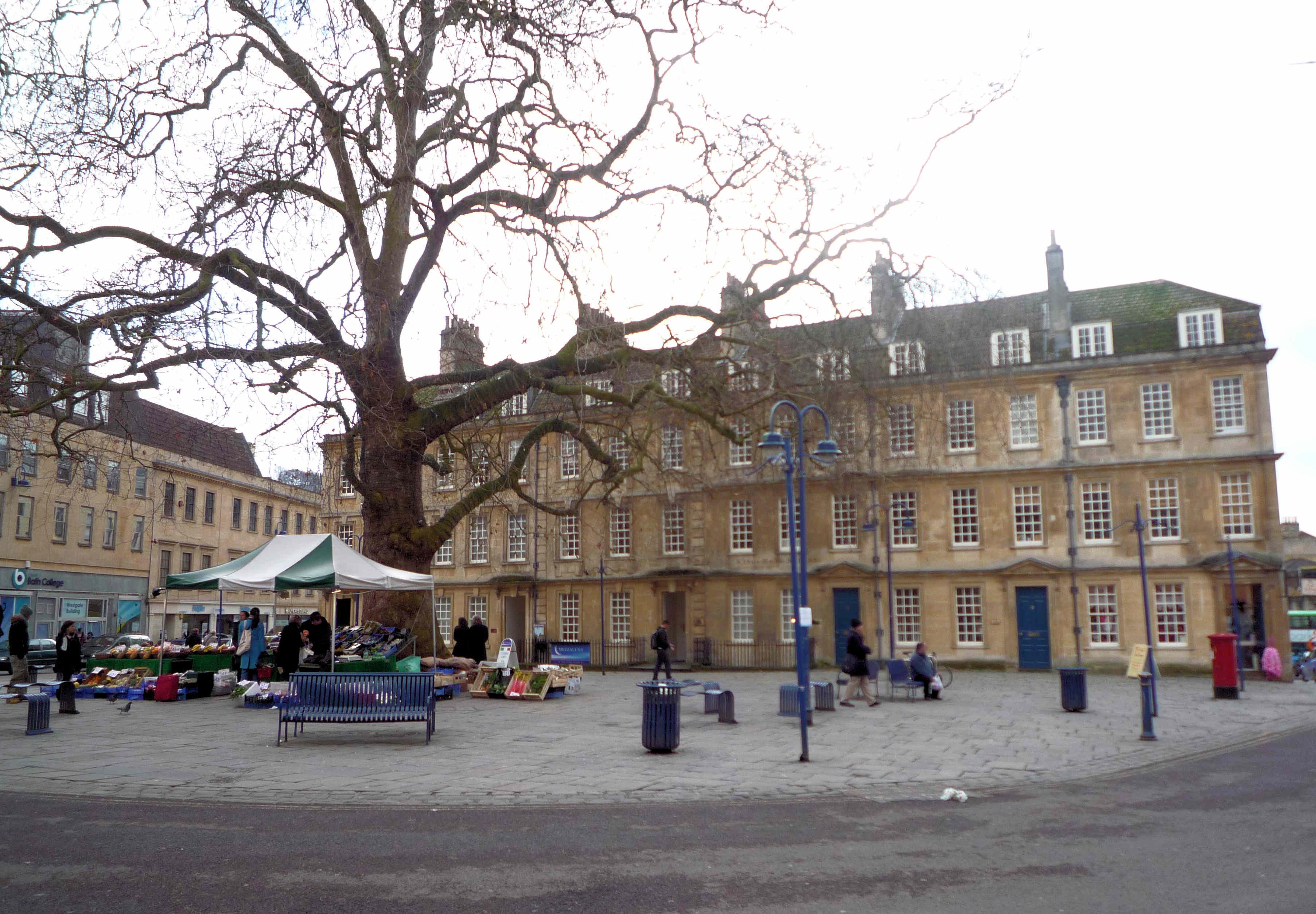 Kingsmead Square Bath