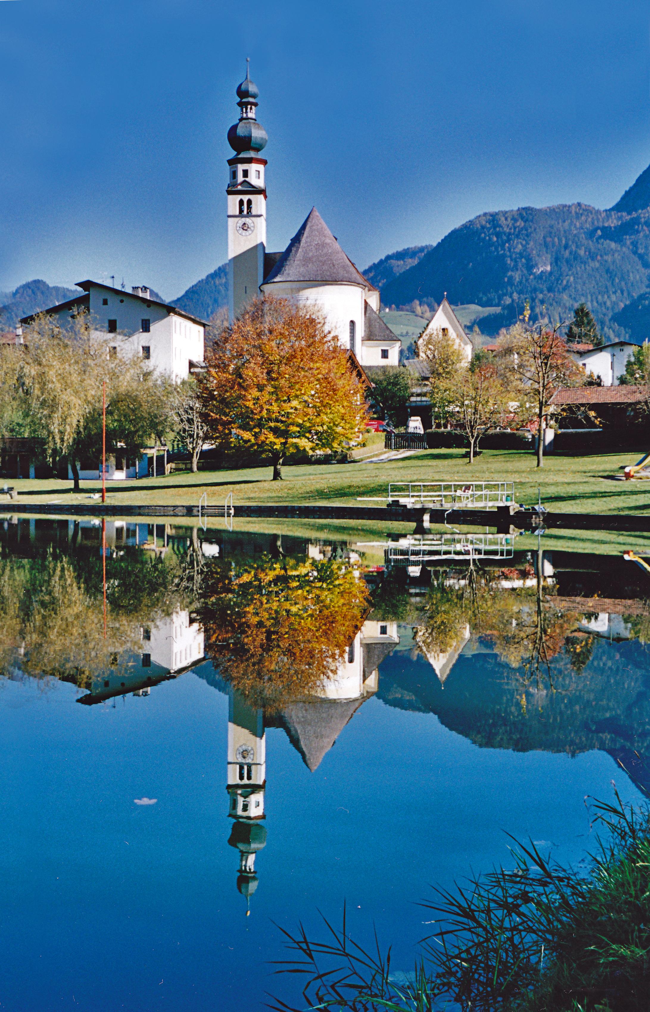 Alpbachtal Wildschnau