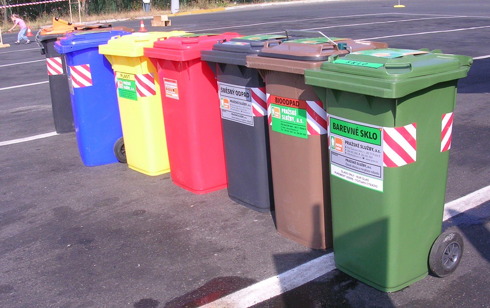 Recyklace v České republice