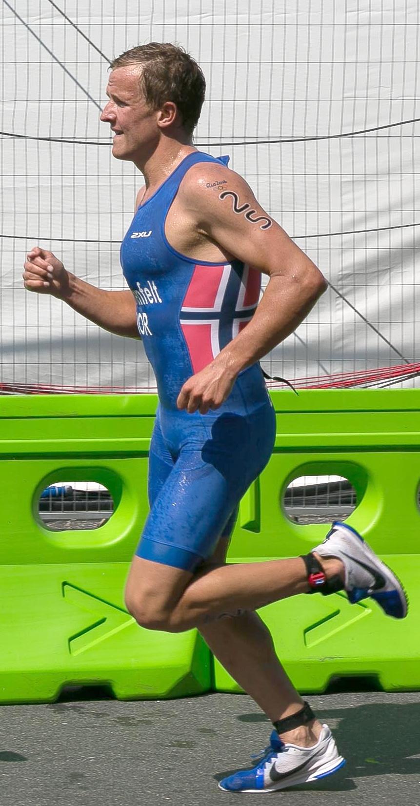 Day At The Track >> Kristian Blummenfelt - Wikipedia