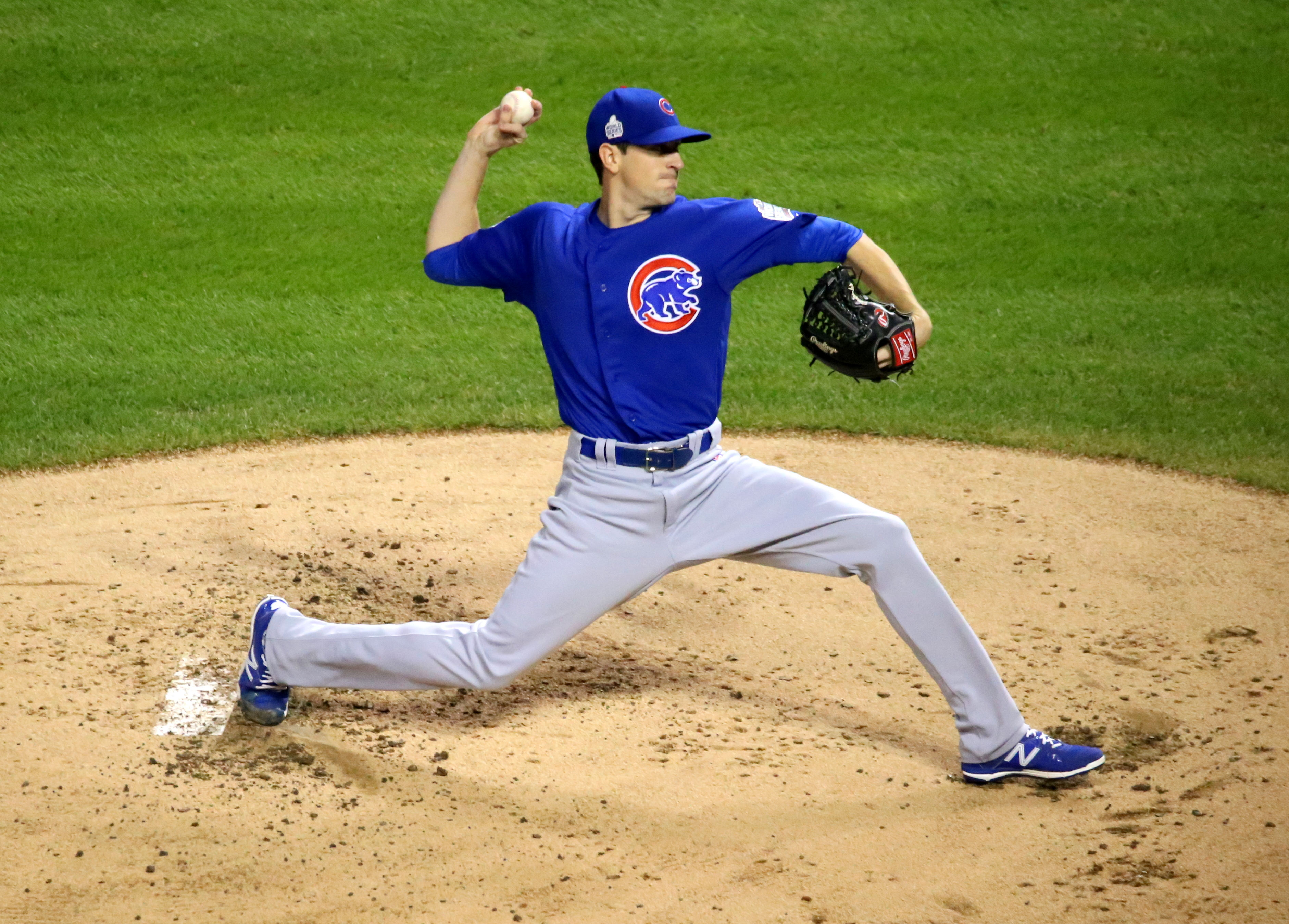 August 16, 2019 -- The Cubs are predicted to beat the Pirates on the road. The Cubs projected starting pitcher is Kyle Hendricks and top hitter is Javier Baez.