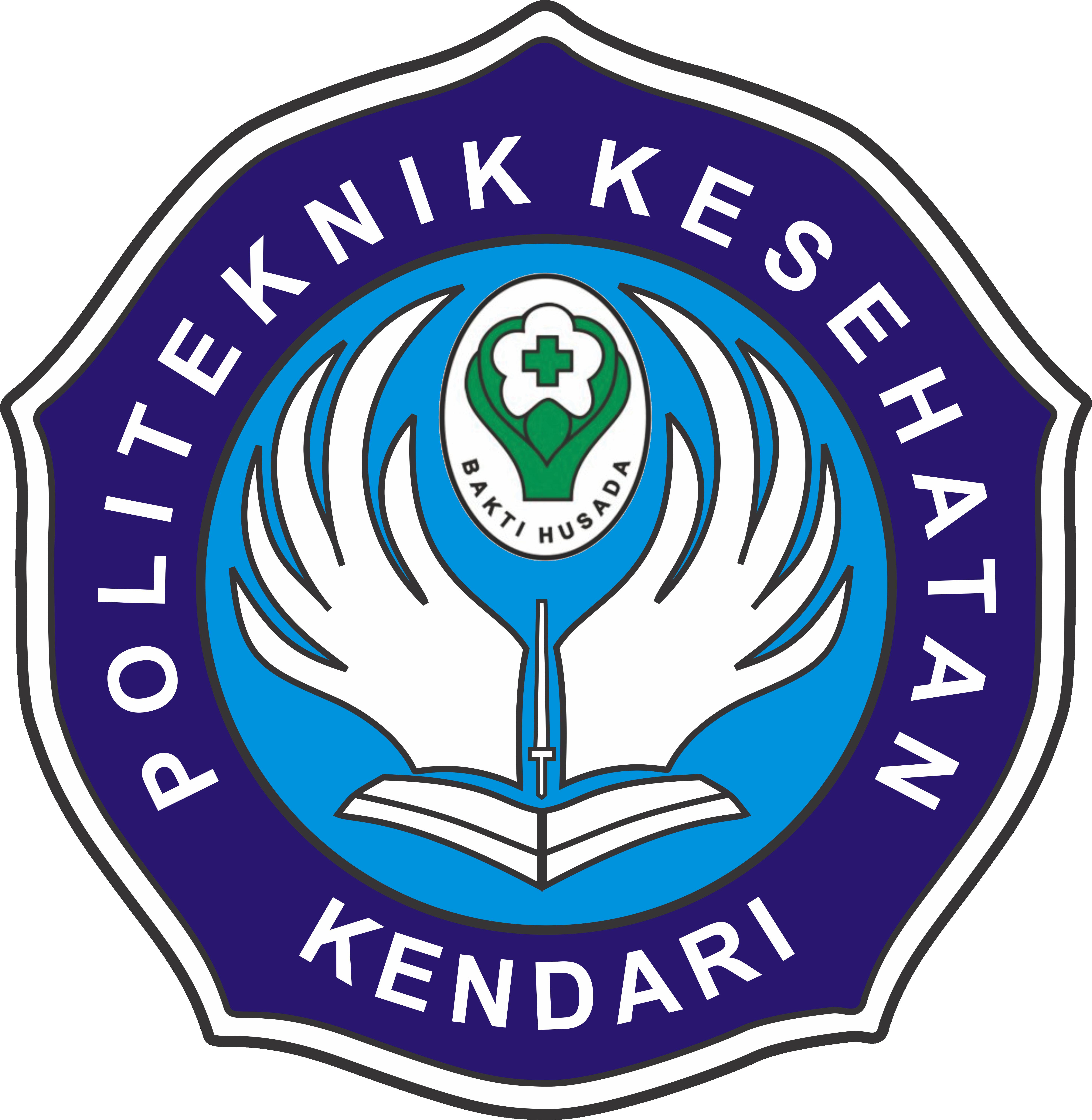 File Logo Poltekkes Kemenkes Kendari Baru Png Wikimedia Commons