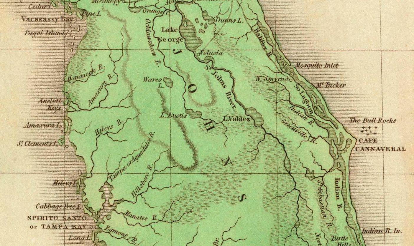 FileLake Valdez Now Lake Monroe Florida Jpg Wikimedia - Florida map eustis