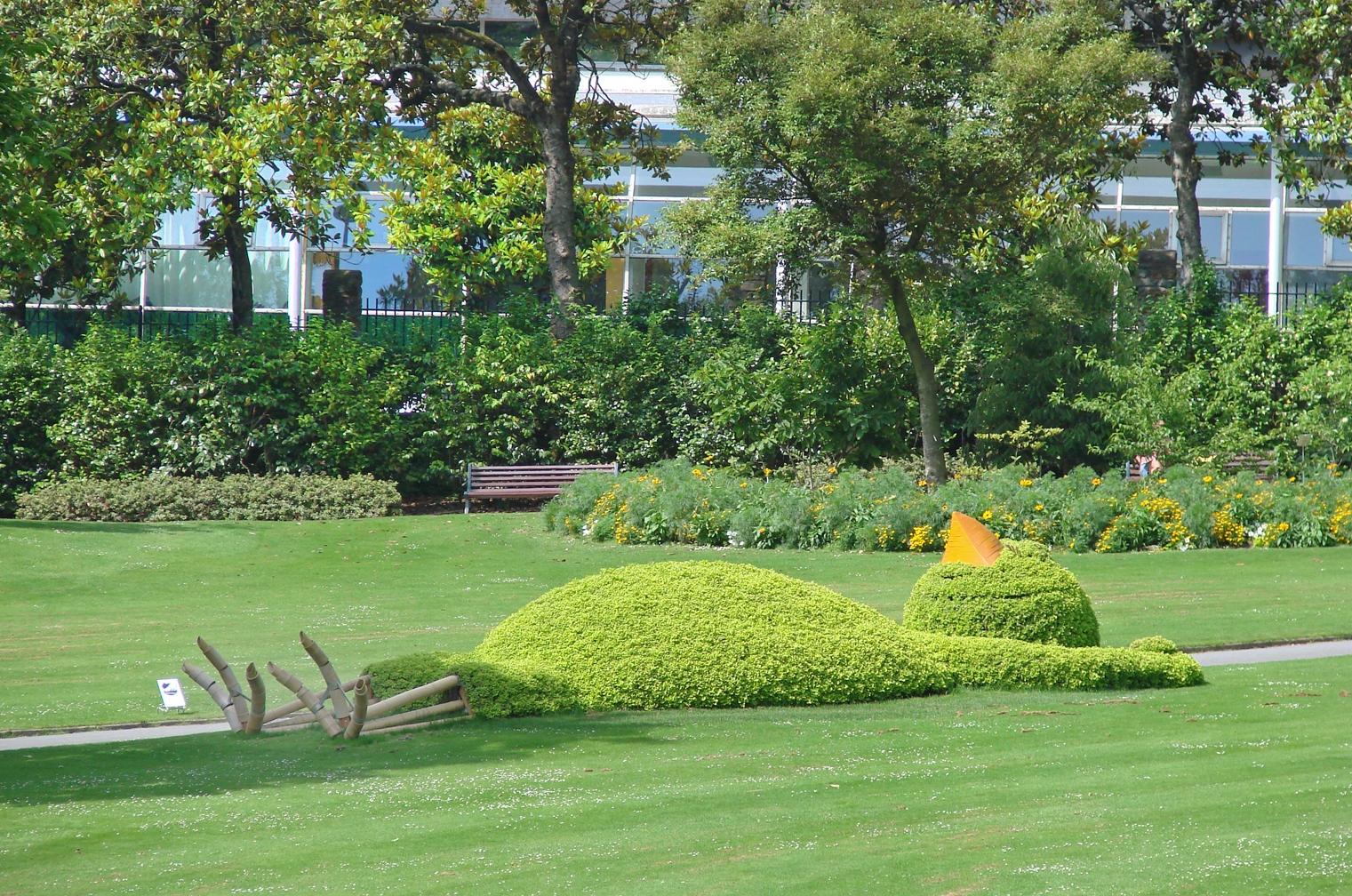 File:Le jardin des plantes (Le Voyage, Nantes) (9224132554 ...