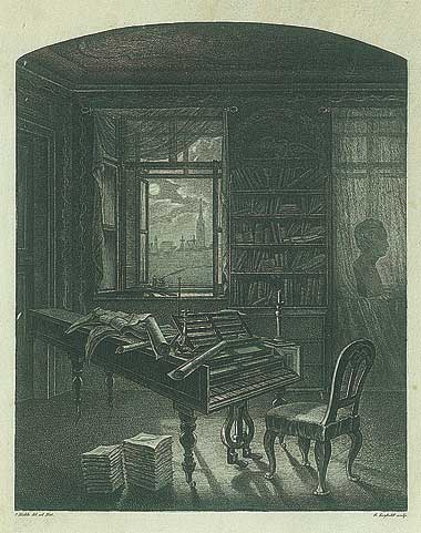 Beethoven's Apartment