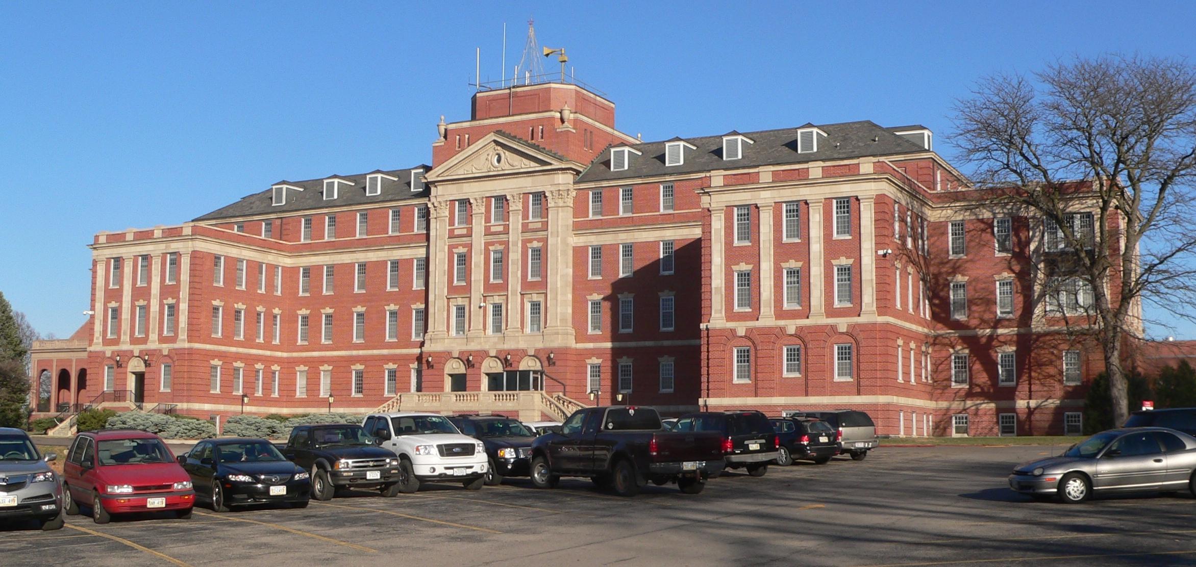 File Lincoln Nebraska Va Hospital Main Bldg From Sw 1 Jpg