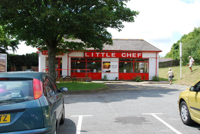 Little Chef at Smithaleigh - geograph.org.uk - 1375234