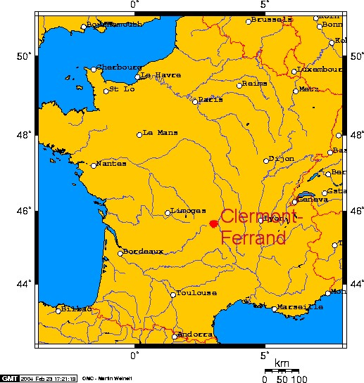 FileLocation ClermontFerrand in Francejpeg  Wikimedia Commons