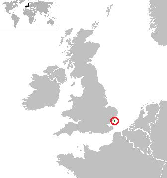 Location Sealand