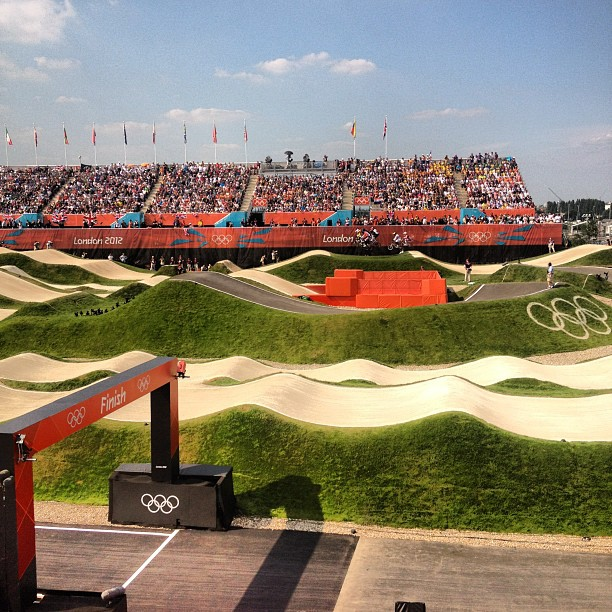 Cycling at the 2012 Summer Olympics – Men's BMX - Wikipedia