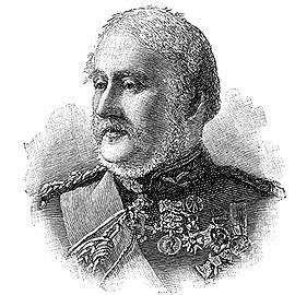 Lord William Paulet British Field Marshal