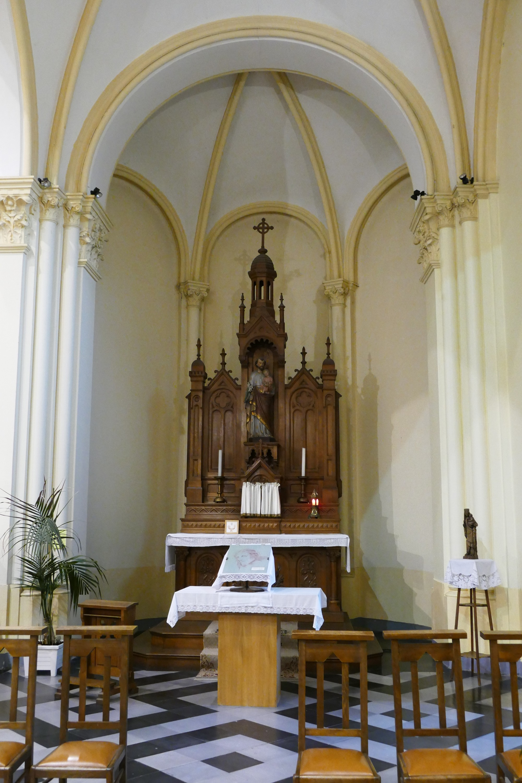 Architecture D Intérieur Saint Luc fichier:lys-lez-lannoy - Église saint-luc - 2 — wikipédia