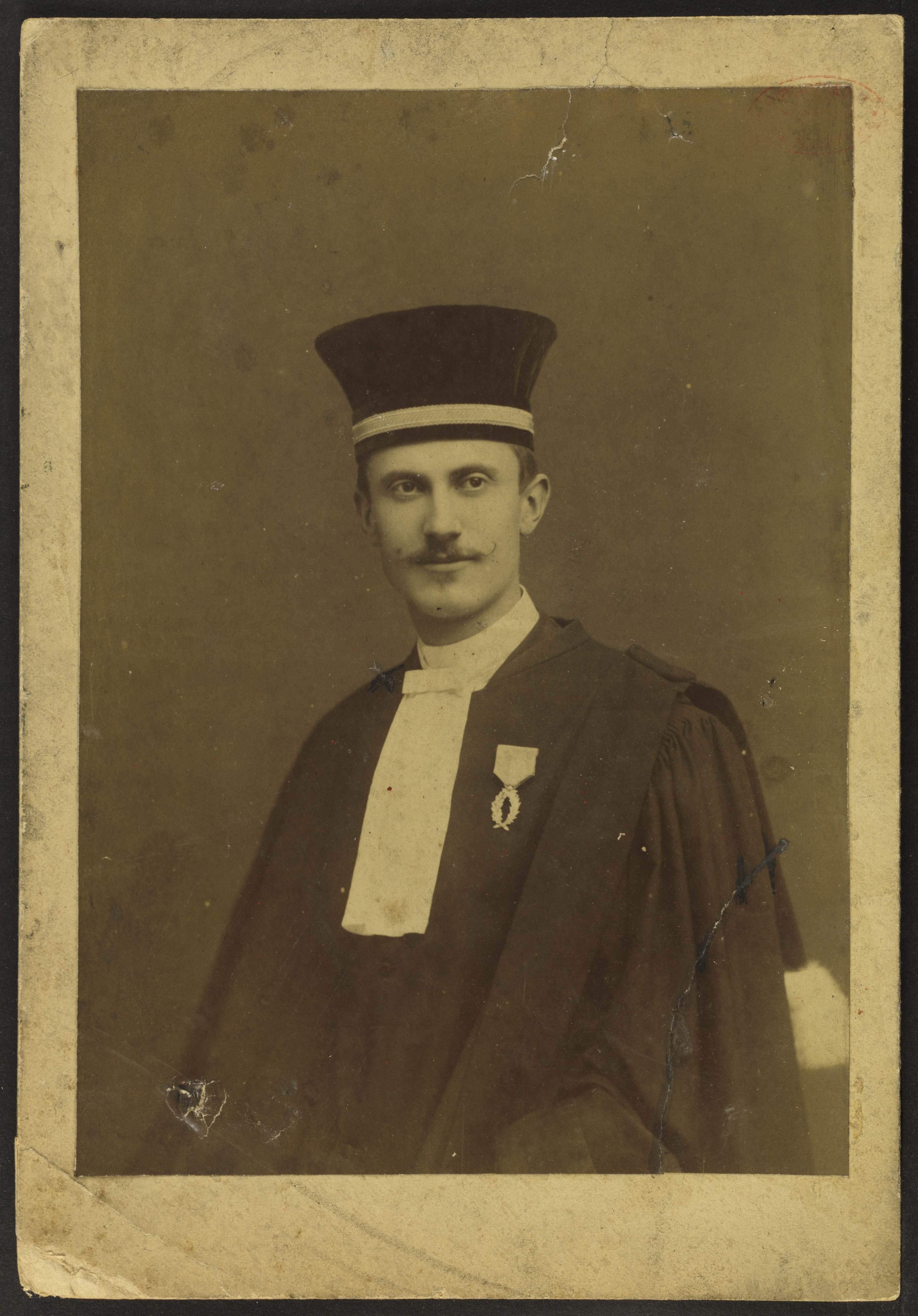File M Jean Auguste Brutails Jpg Wikimedia Commons