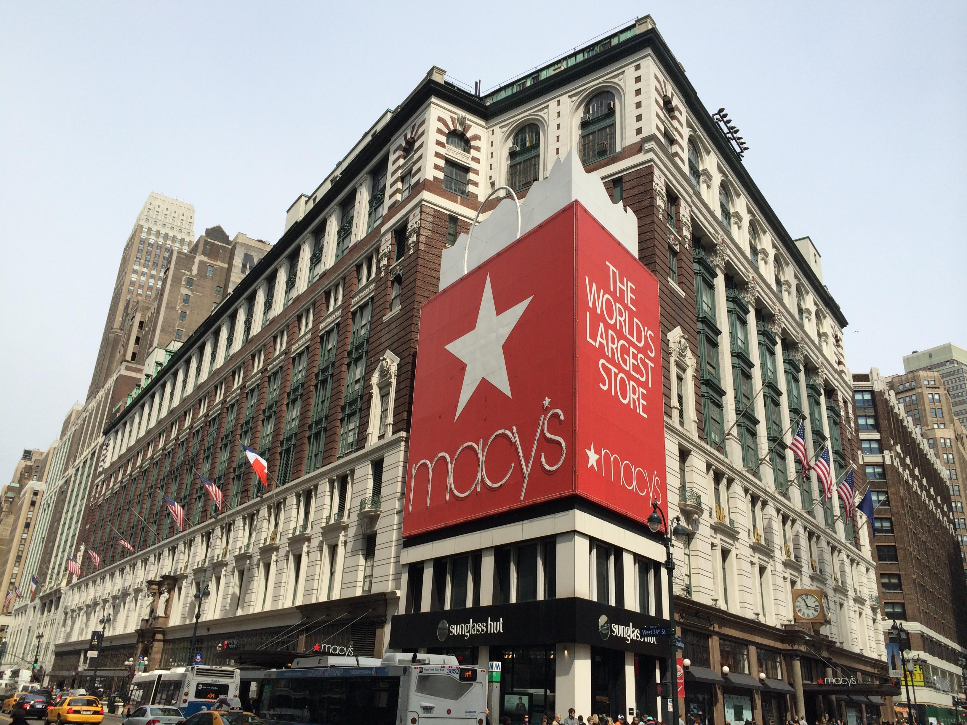 file macy s department store new york usa panoramio