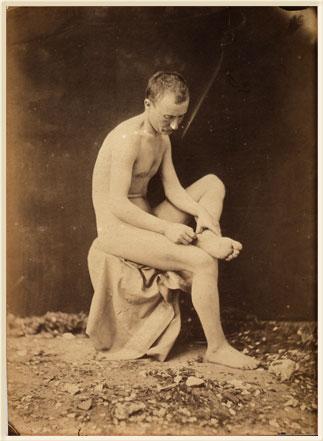 Marconi, Gaudenzio - Le tireur d'épine ca. 1870.jpg