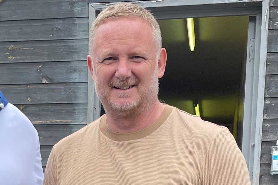 David May (footballer) English footballer