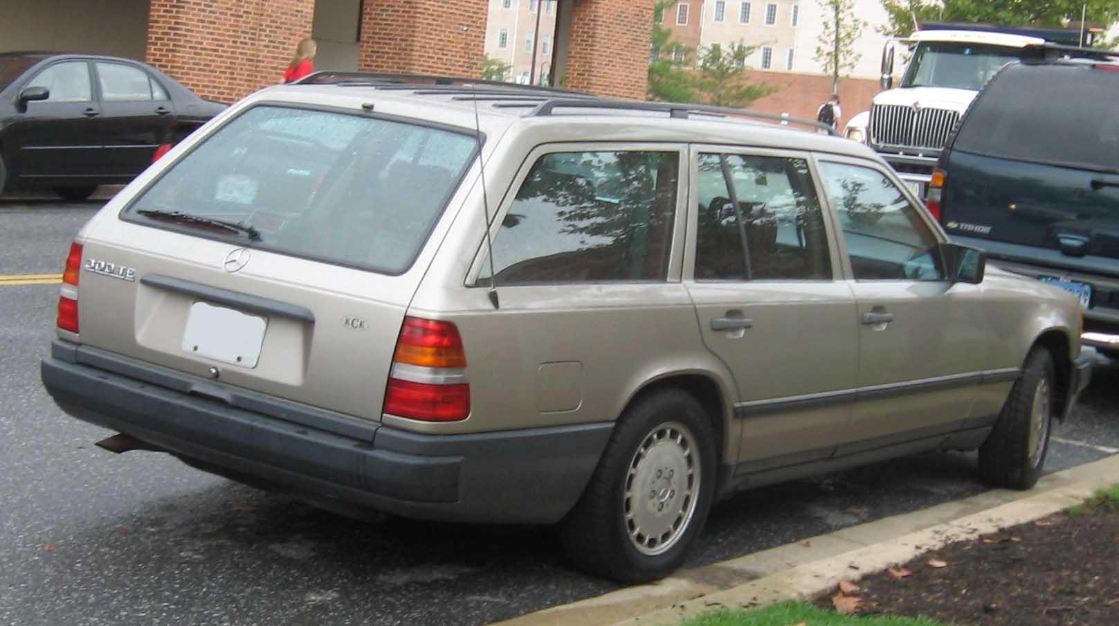 File Mercedes Benz 300te Wagon Jpg Wikimedia Commons
