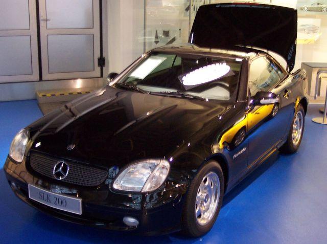 Mercedes Benz Classe Slk Wikip 233 Dia A Enciclop 233 Dia Livre
