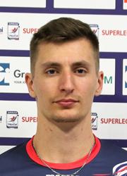 Michal Finger Czech volleyball player