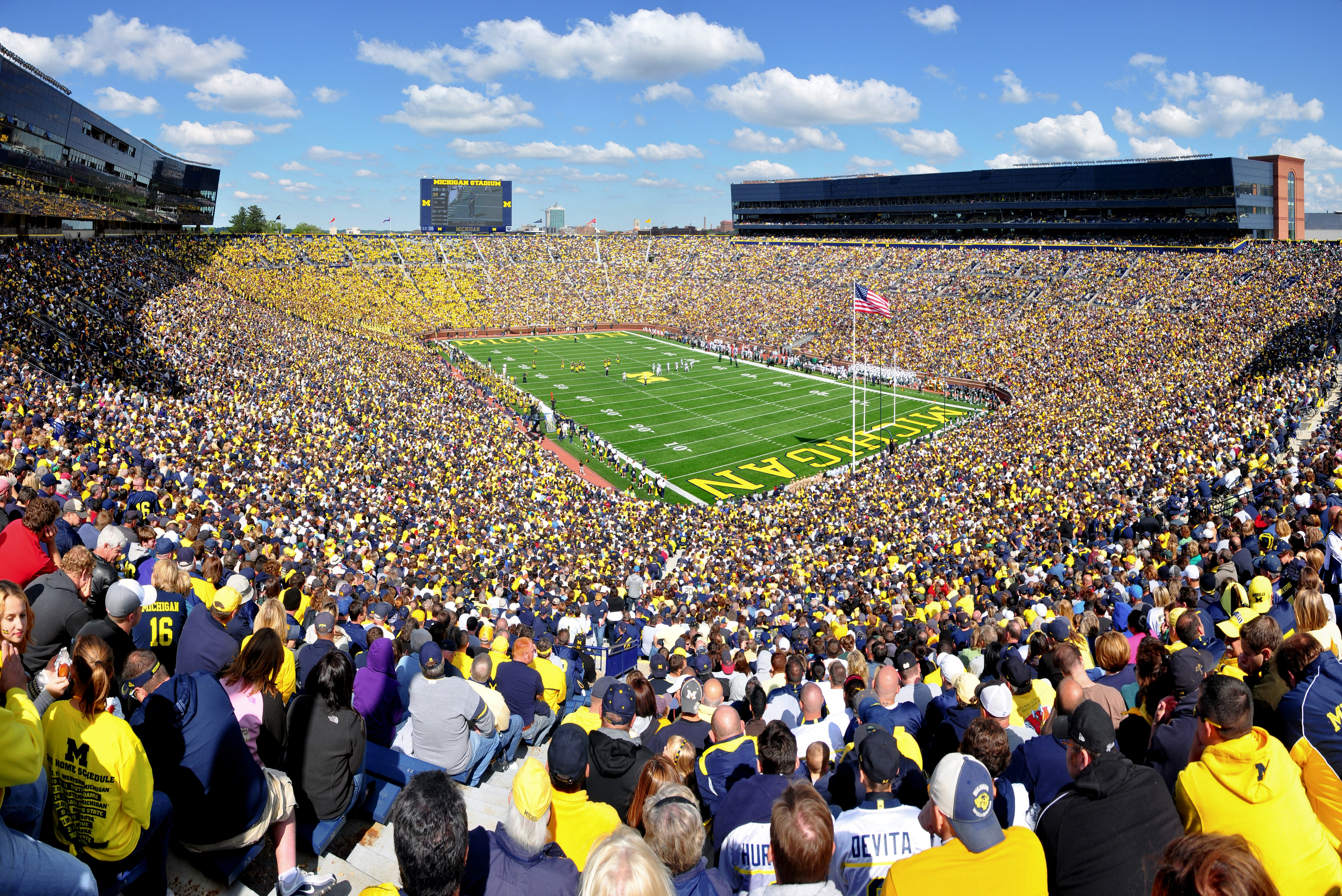 michigan stadium wikipedia wikipedia
