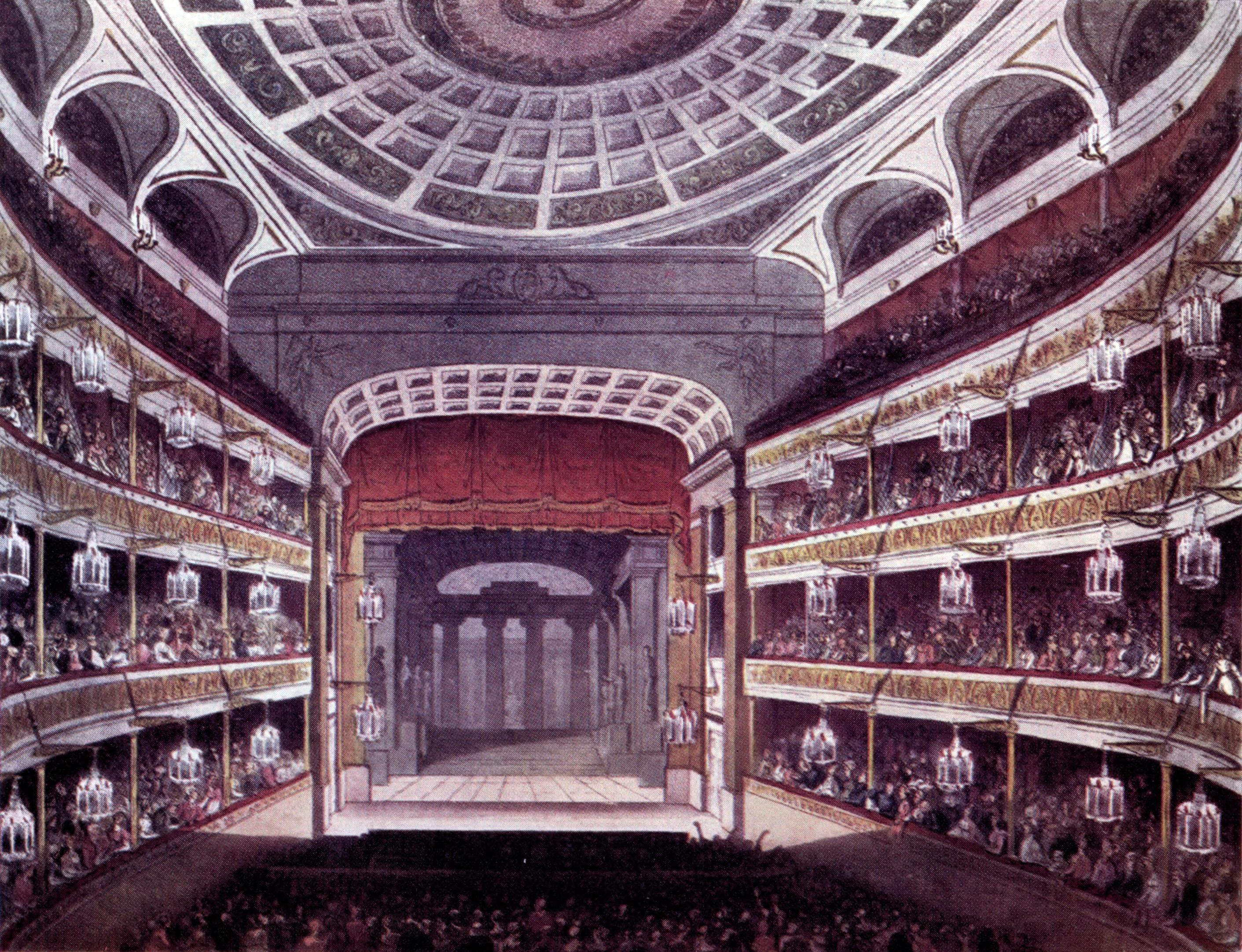 Teatro Victoriano Wikipedia La Enciclopedia Libre
