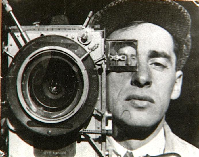 Image of Mikhail Kaufman from Wikidata