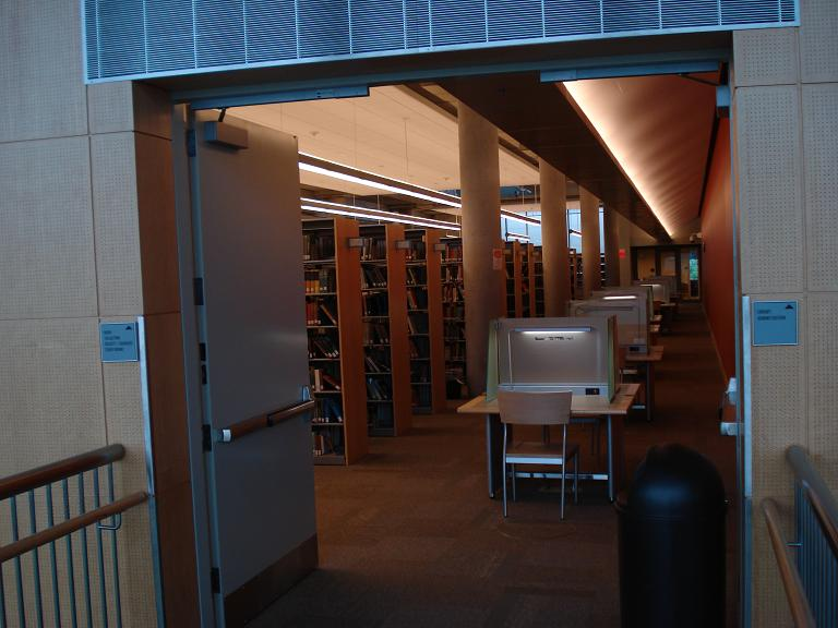 Morgan State University - library - pic 5.JPG
