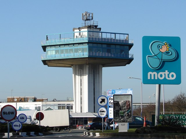 How Many Miles From >> Lancaster (Forton) Services - Wikipedia