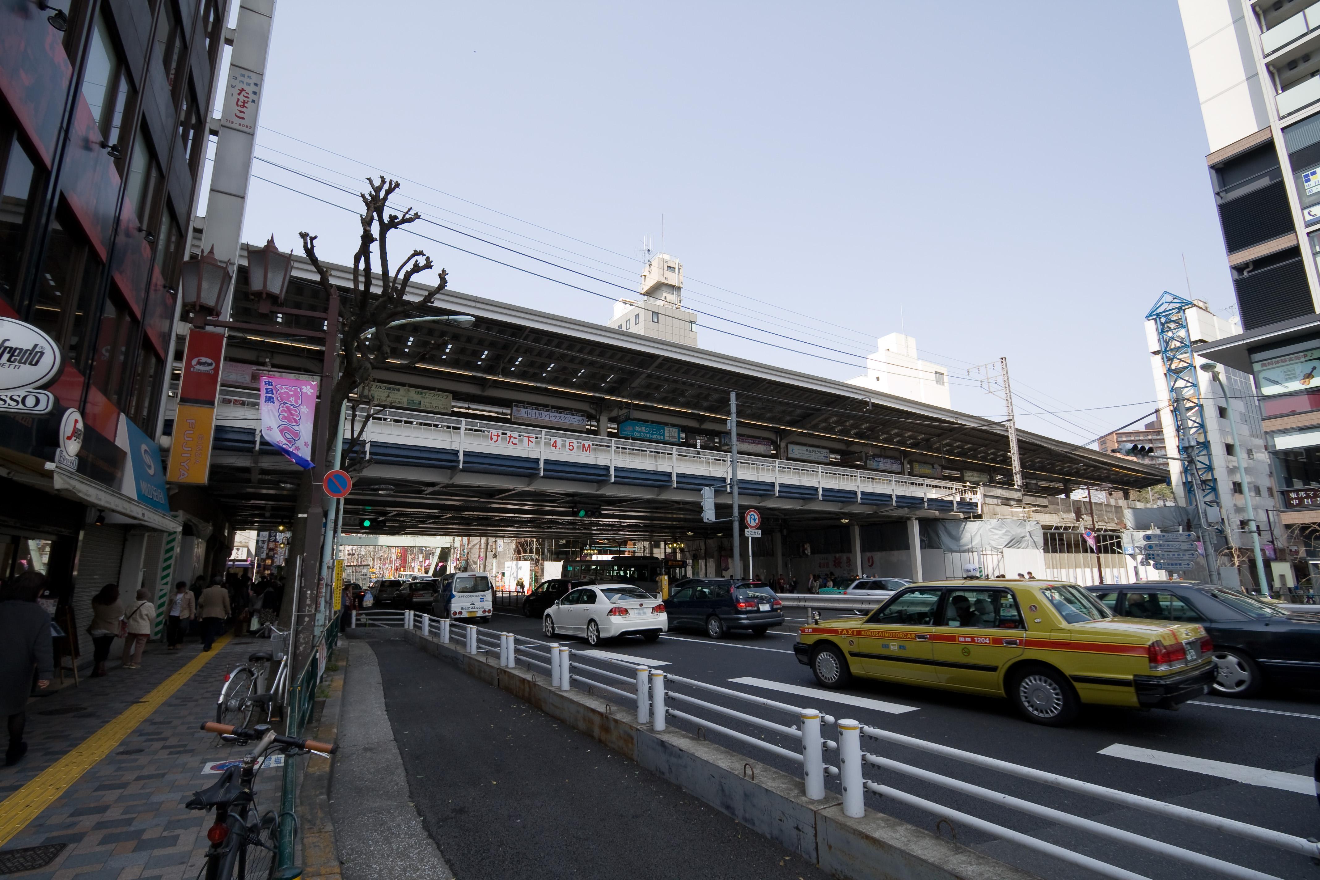 中 目黒 駅 中目黒駅(各駅情報) 東急電鉄 - Tokyu