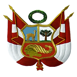 File national coat escudo wikimedia commons for Logo del ministerio del interior peru