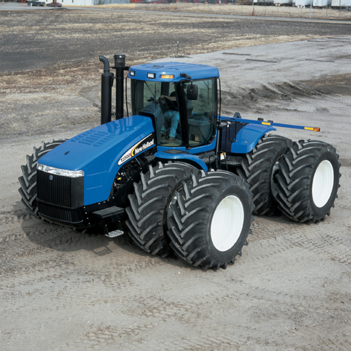 File New Holland Tractor Jpg Wikimedia Commons