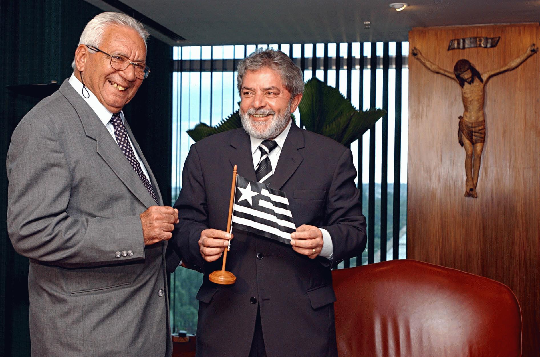 File Nilton Santos e Lula Wikimedia mons