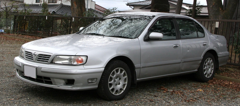 File Nissan Cefiro A32 Jpg Wikimedia Commons