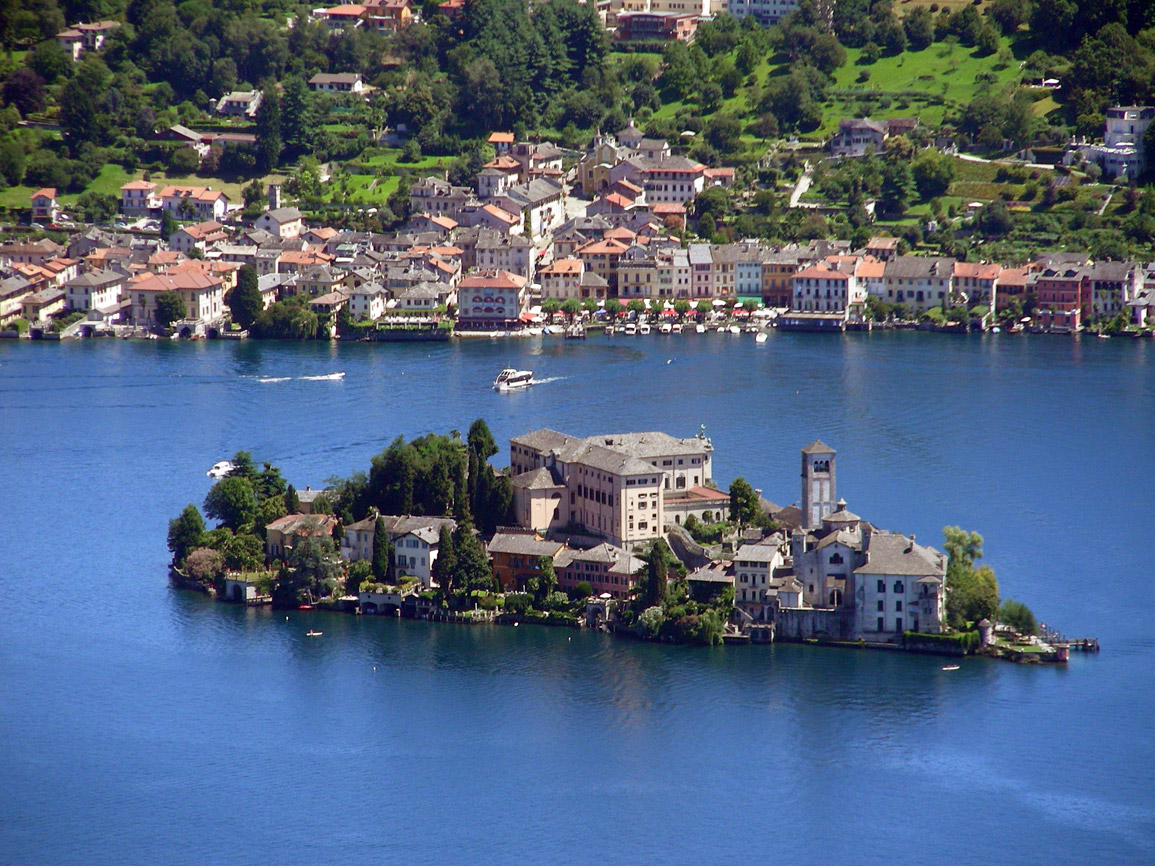Hotel Isola San Giulio