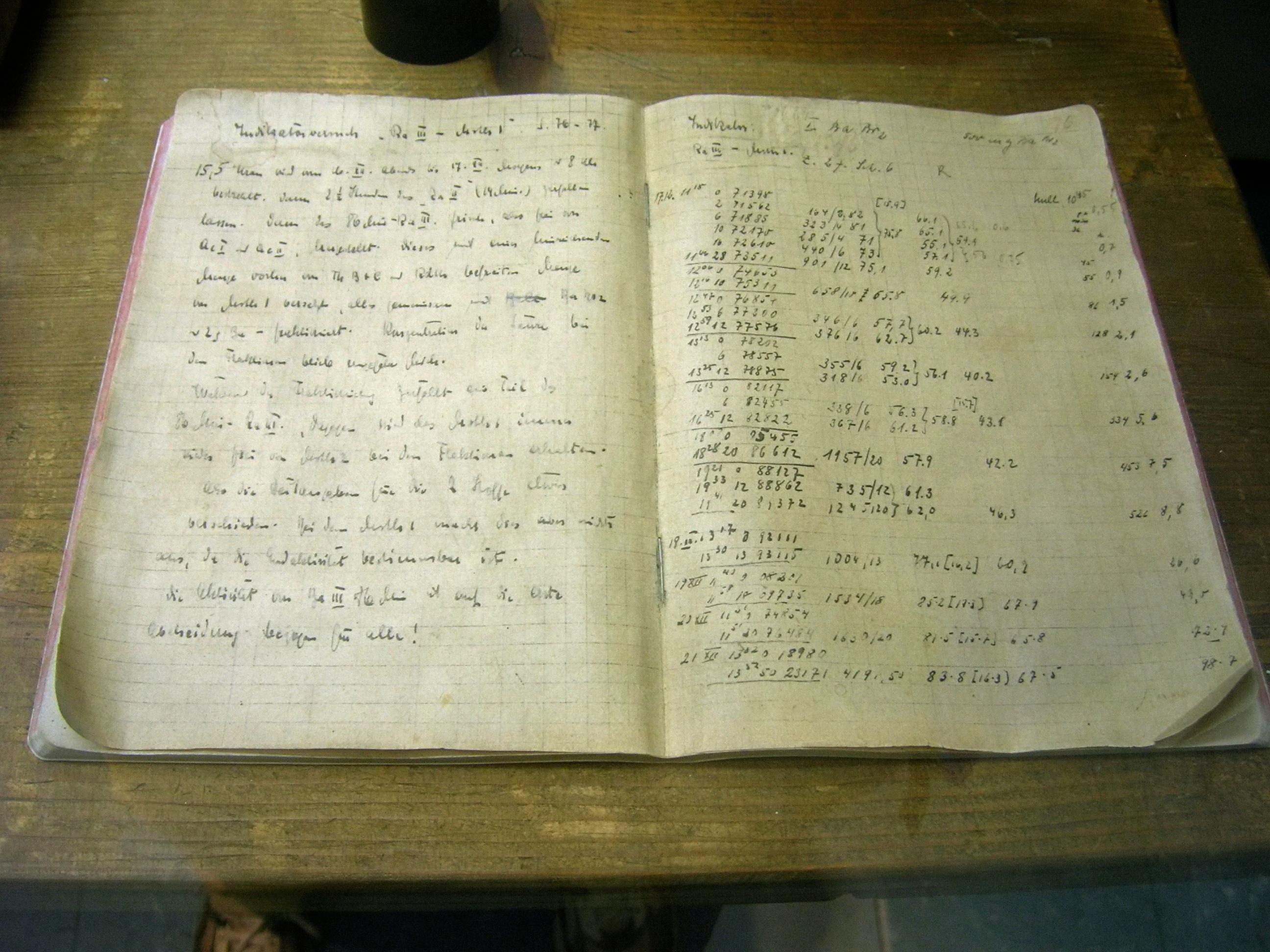 Laboratory notebook - LIMSWiki