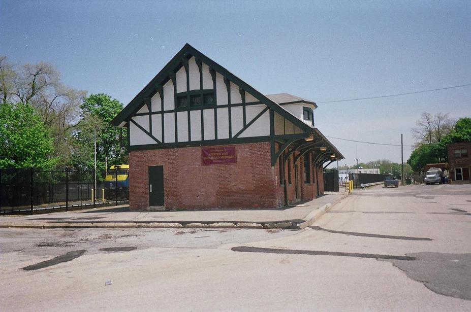 Oyster Bay station on the Long Island Railroad--Wikipedia photo