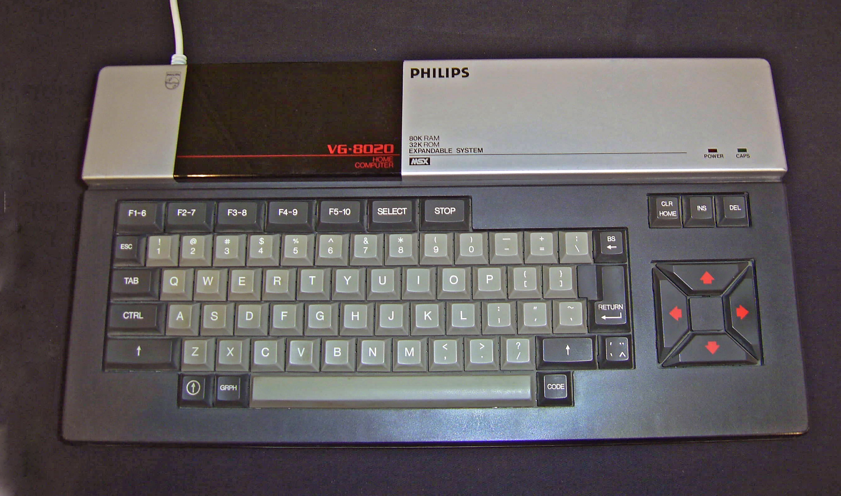 Philips VG-8020 - Wikiwand