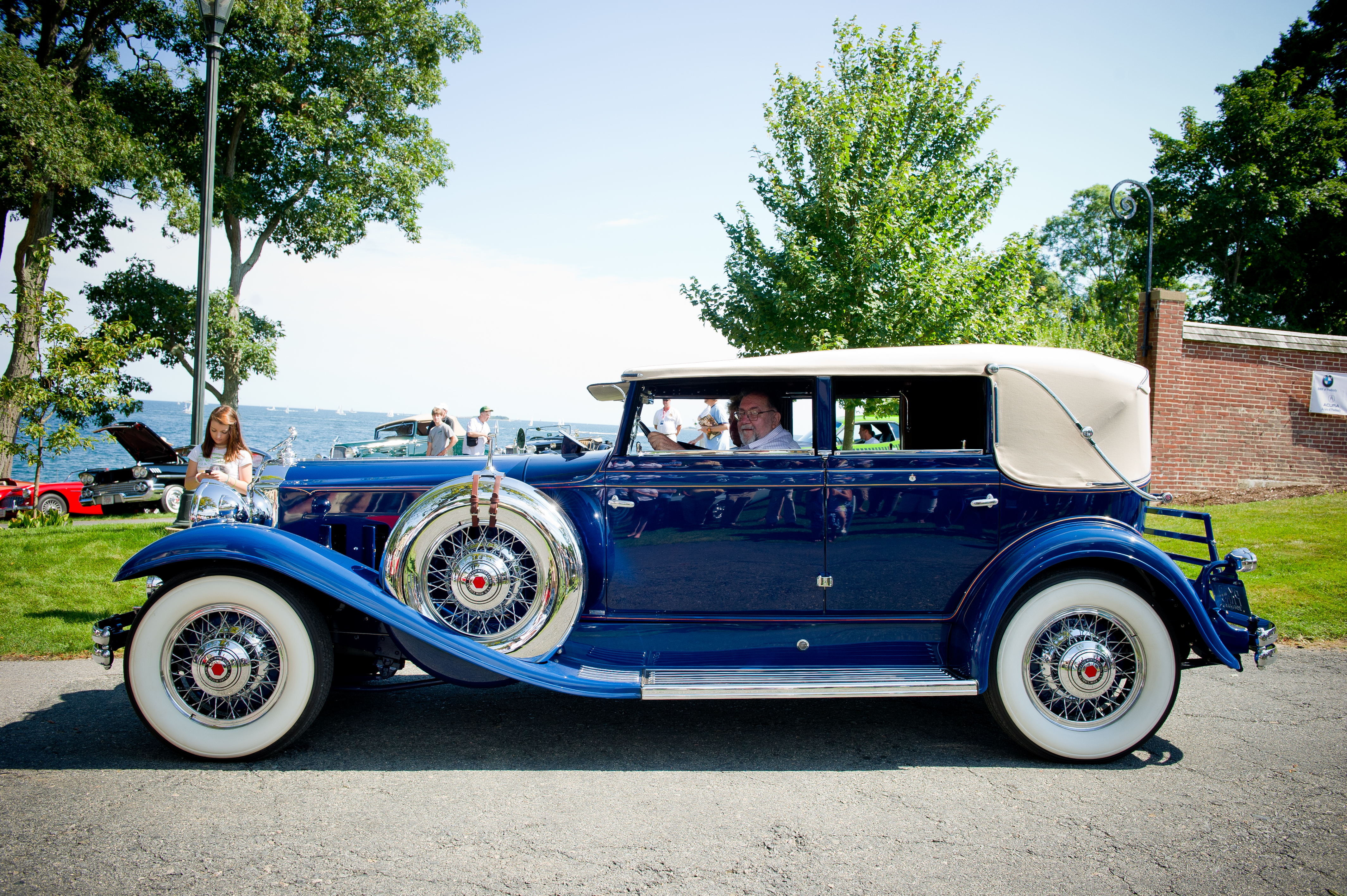Concours D Elegance >> File Packard At The Misselwood Concours D Elegance Jpg Wikimedia