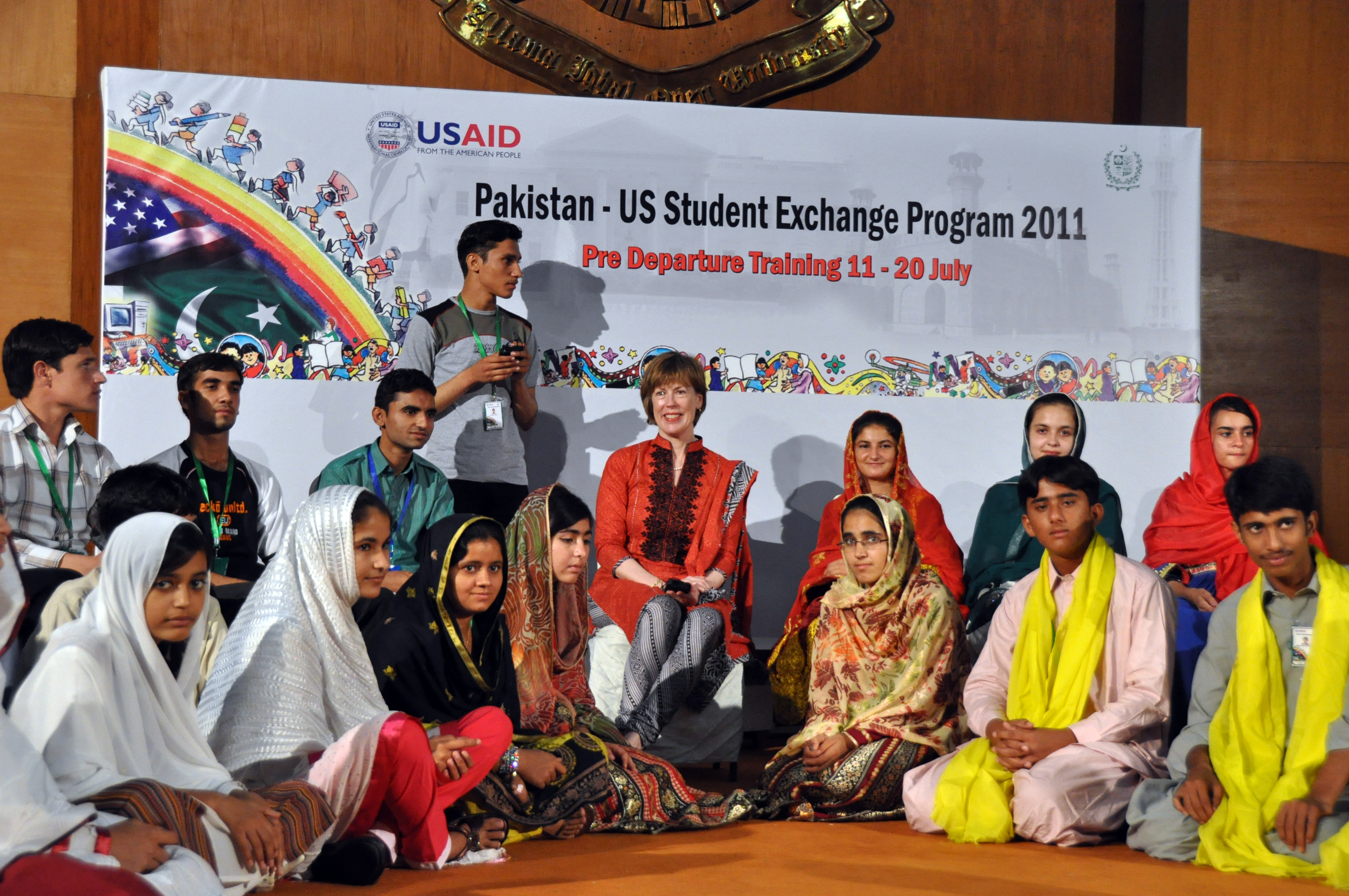 Student exchange program - Wikipedia