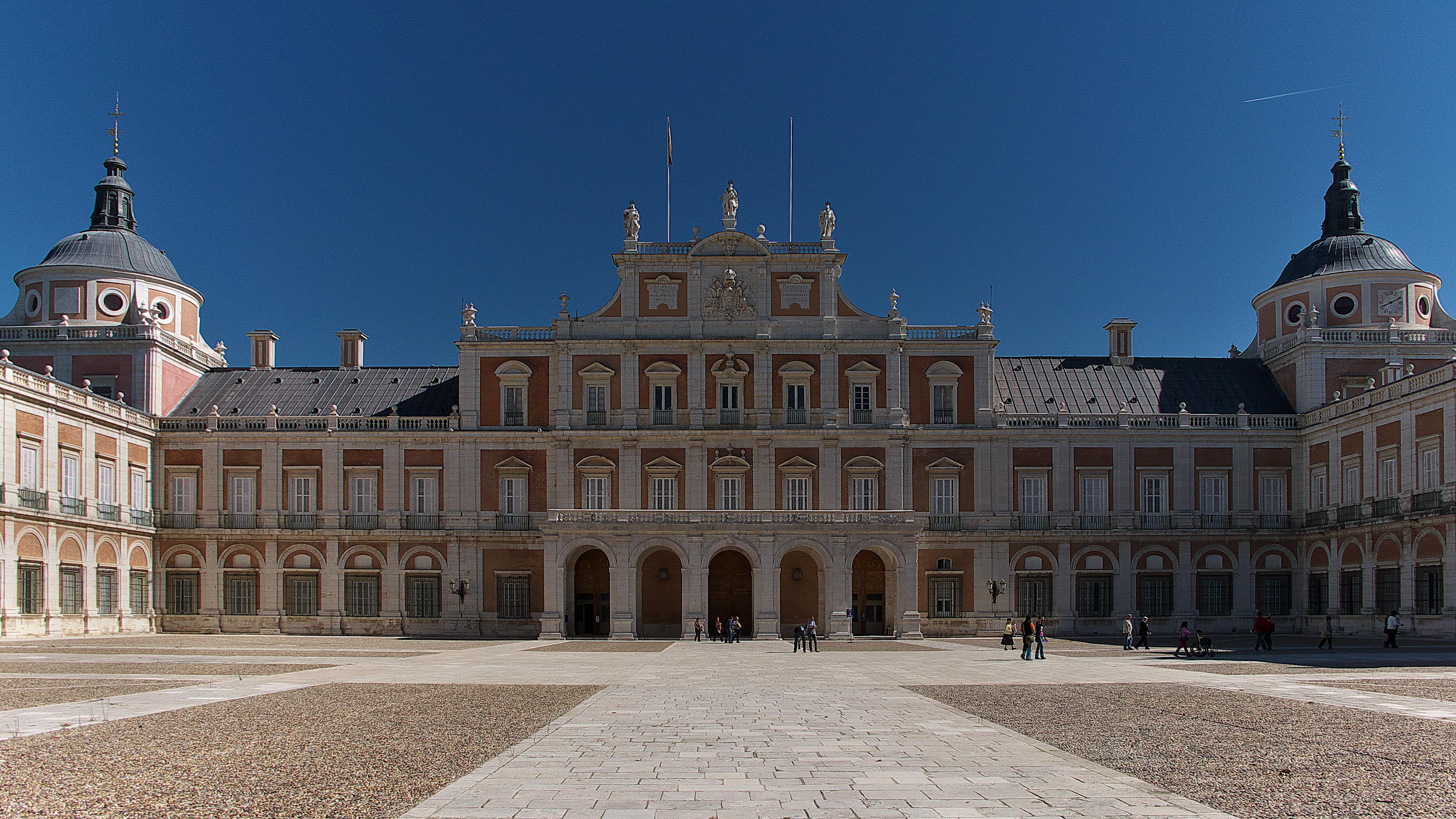 66777e1c12 Royal Palace of Aranjuez - Wikipedia