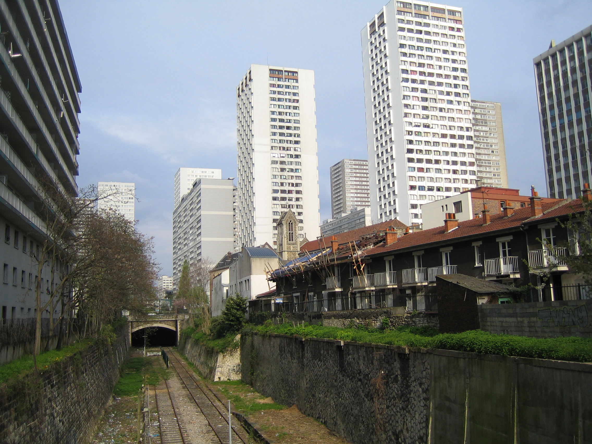 File paris petite ceinture wikimedia commons for Bureau de change 13 arrondissement