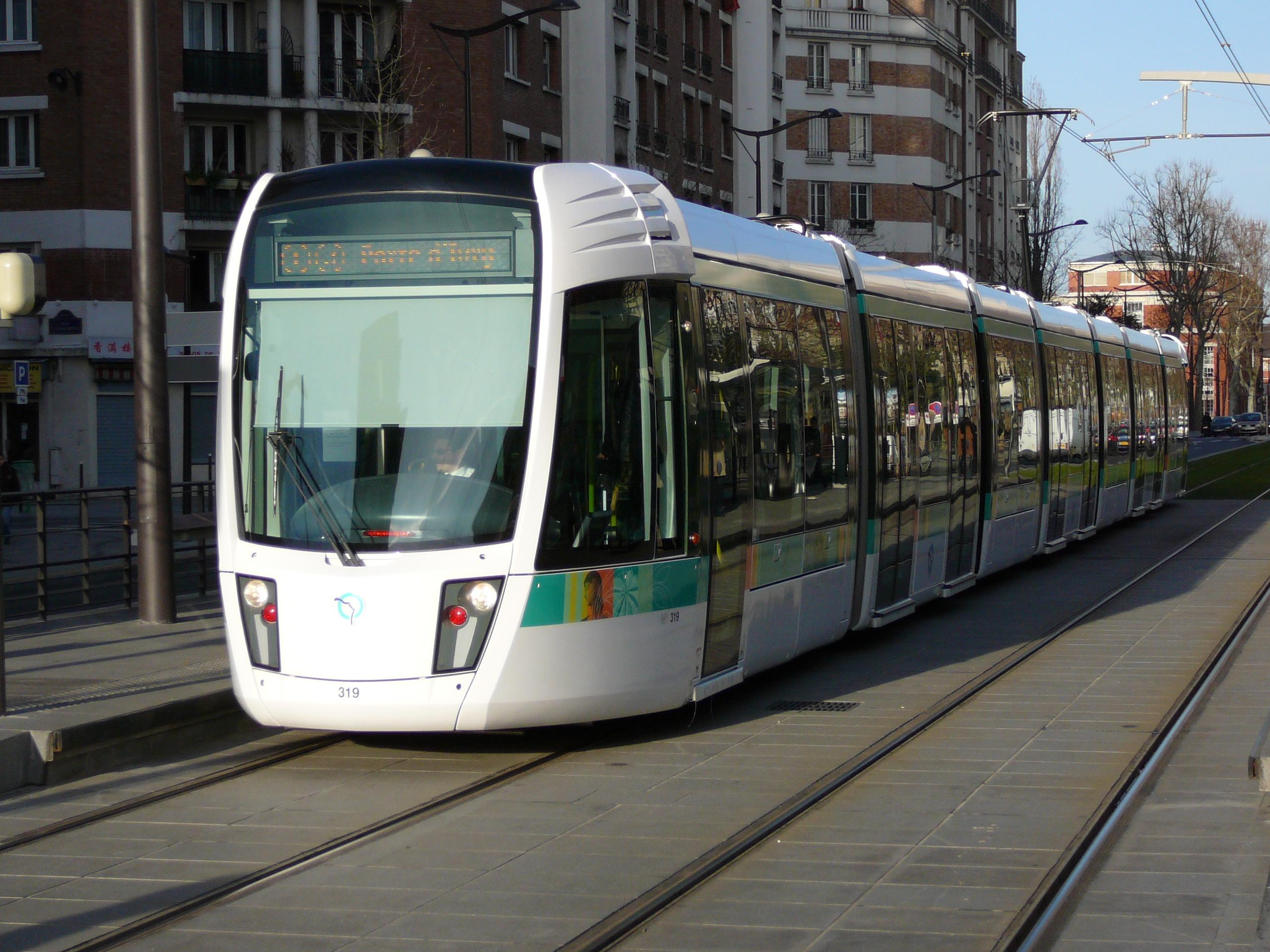 Paris Tram Line T3 | Soundlandscapes' Blog