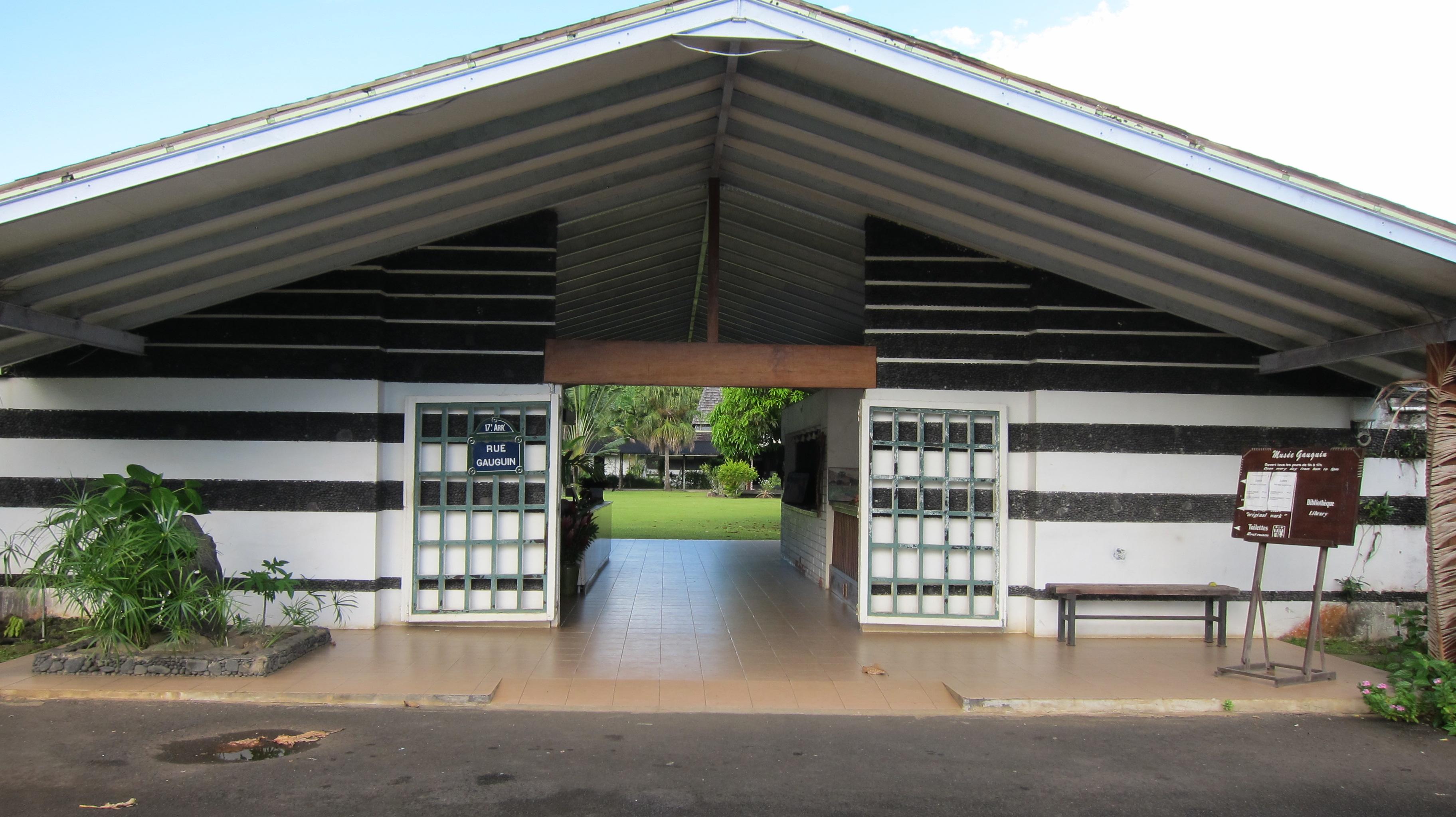 paul gauguin museum tahiti wikiwand