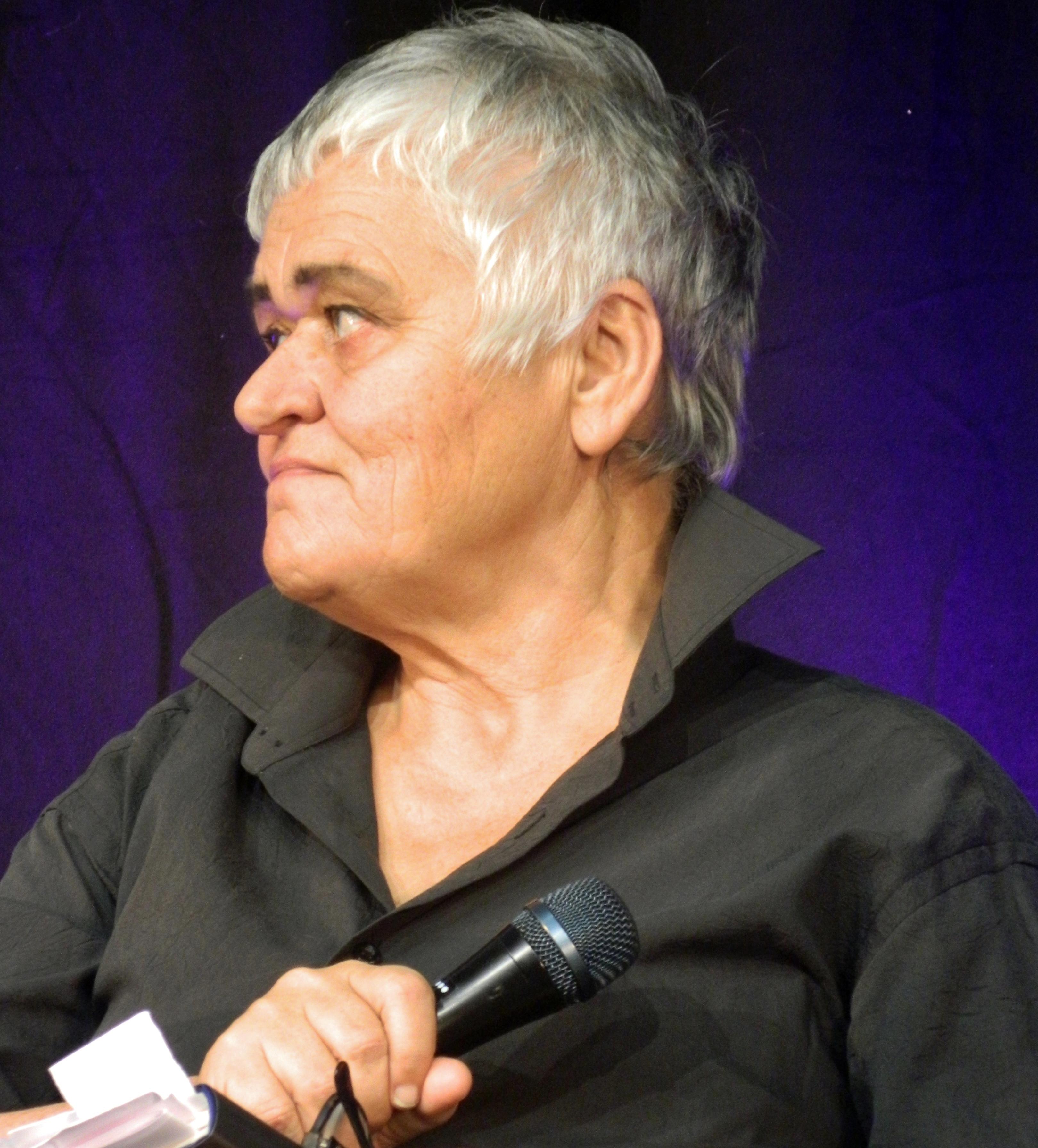 Pirkko Saisio (2016)