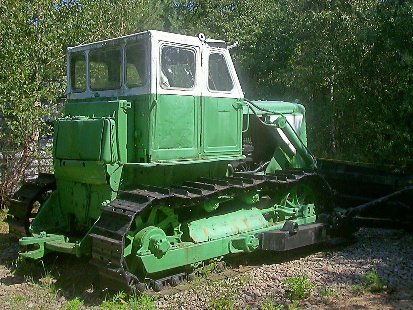 Устройство трактора — Википедия