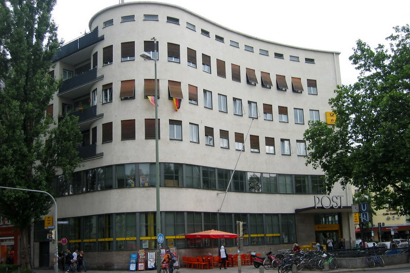 Goetheplatz 2 München