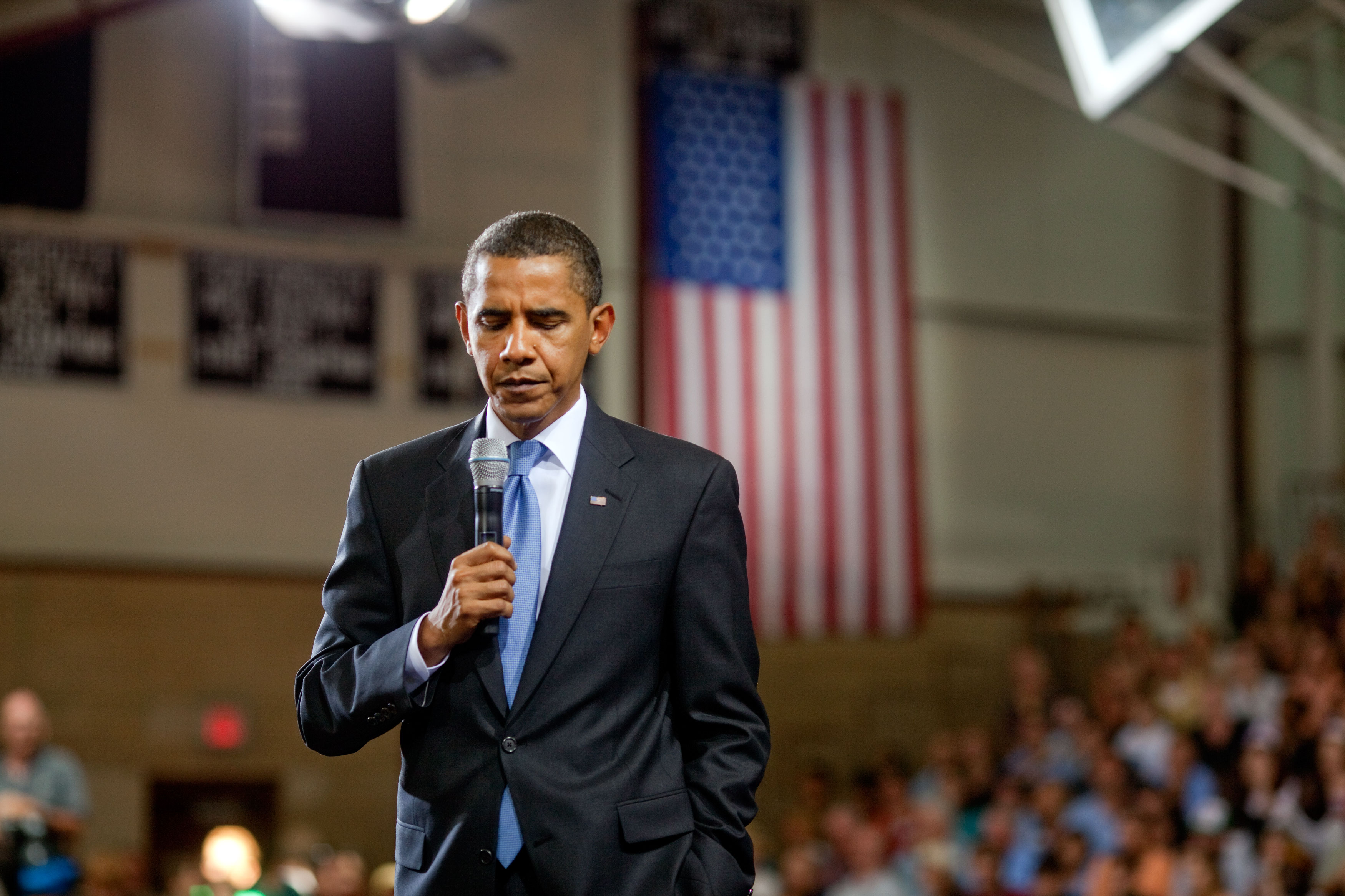 File:President Barack Obama speaks at Portsmouth High ...