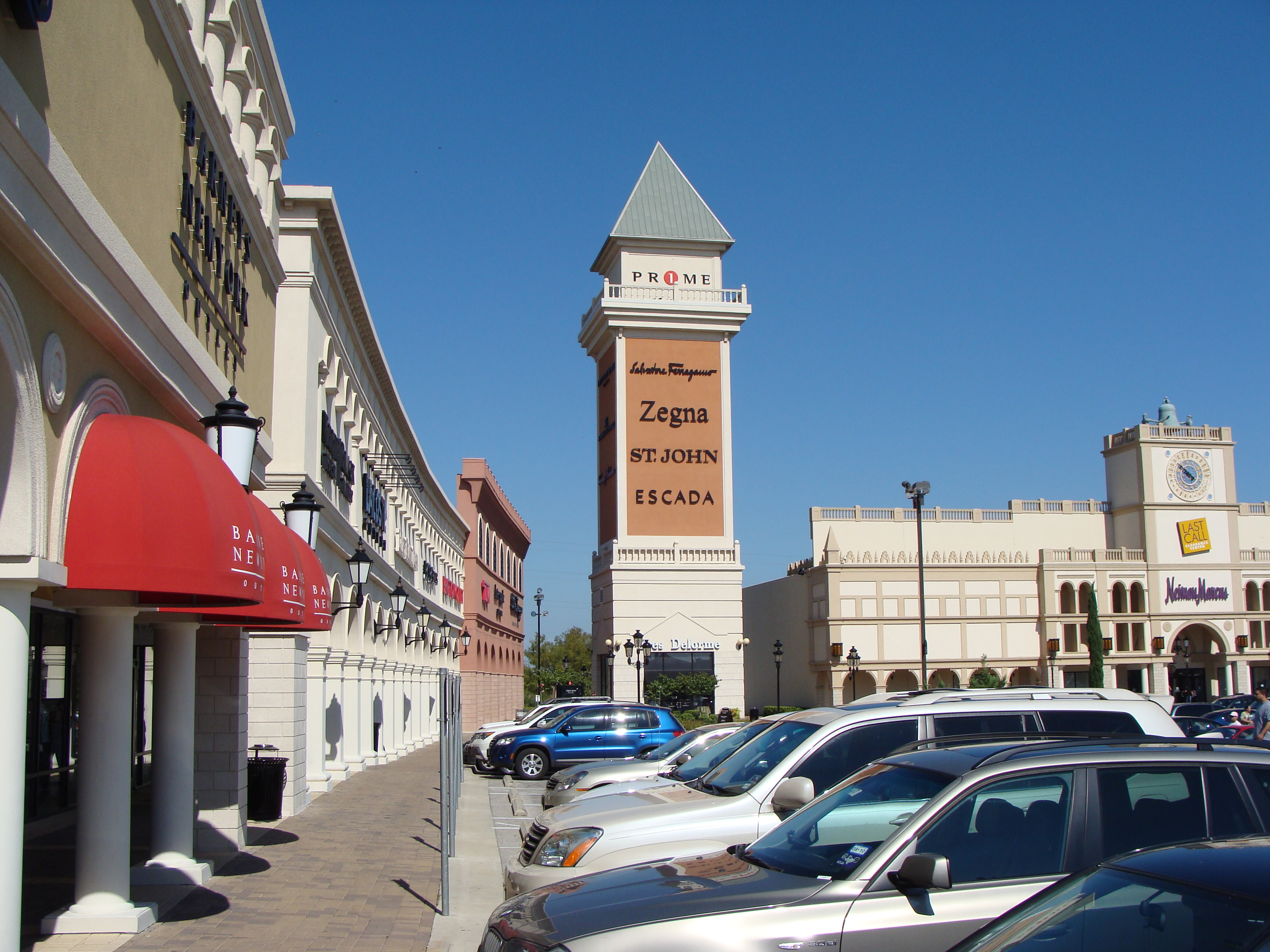 Tanger Outlets San Marcos is located in San Marcos, Texas and offers stores - Scroll down for Tanger Outlets San Marcos outlet shopping information: store list, locations, outlet mall hours, contact and address. Address and locations: I South, San Marcos, Texas - TX /5(1).