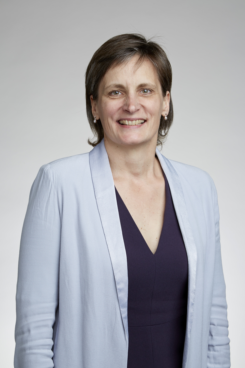 Corinne Le Quéré at the [[Royal Society]] admissions day in London for [[List of Fellows of the Royal Society elected in 2016|new fellows in 2016]]